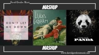 7 Years / Panda / Don't Let Me Down (MASHUP) - David Gordon Music