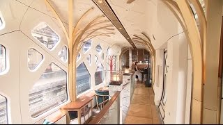 This might be the most luxurious train on Earth