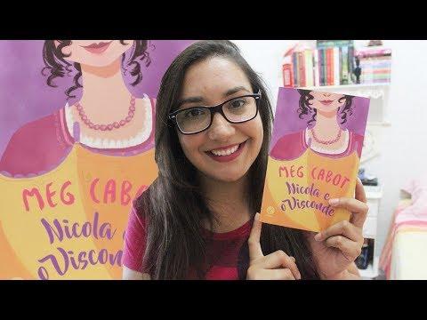 NICOLA E O VISCONDE por Mag Cabot | Amiga da Leitora