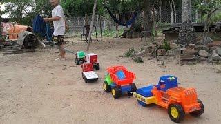 Trò chơi xe  kéo | Game trailers