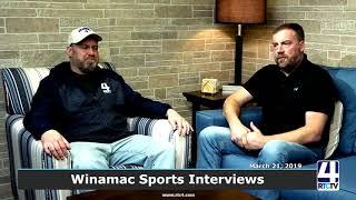 Winamac Coaches Interviews - 3-18-19