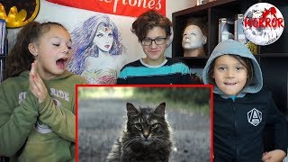 PET SEMATARY Official Trailer (2019) REACTION