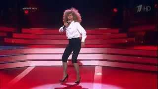 Ольга КОРМУХИНА   Tina TURNER - SIMPLY THE BEST [Точь в Точь, 30.03.2014]