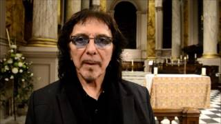 Black Sabbath's Tony Iommi gives musical gift to Brum