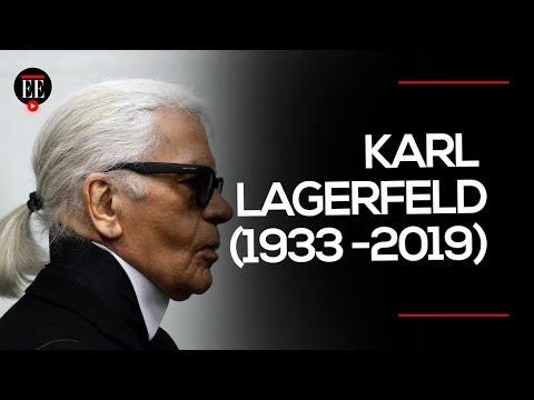 Murio Karl Lagerfeld, el iconico diseñador de Chanel | El Espectador