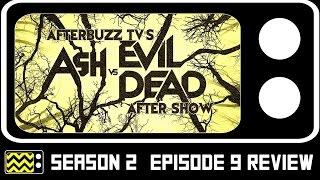 Ash vs. Evil Dead Season 2 Episode 9 Review & AfterShow | AfterBuzz TV