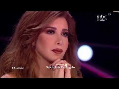 لجنة التحكيم كلها تبكي من فراشة الاحساس شيرين واغنية انا كثير عرب ايدول Arab idol 2017