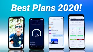 Best Cell Phone Plans 2020!