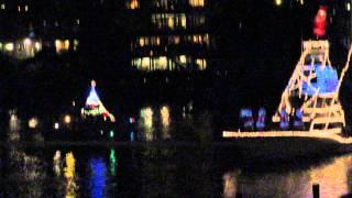 2014 nc holiday flotilla 2 - Video Youtube