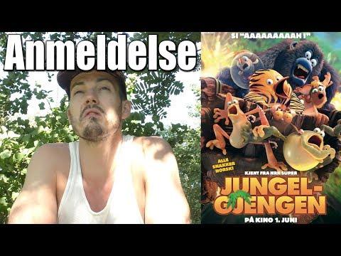 Jungelgjengen (The Jungle Bunch) Filmanmeldelse