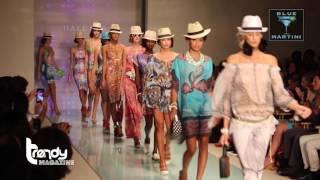 Blue Martini Brickell CAPSULA Fashion Show