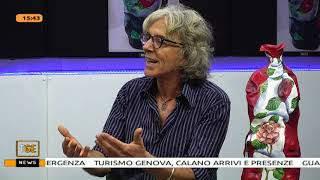 intervista all'artista Alessandro Sala