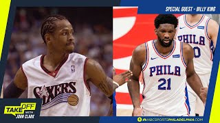 Billy King on Joel Embiid, Allen Iverson and NBA Finals   Takeoff