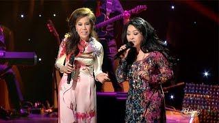 Hương Lan & Mai Thiên Vân   Em Đi Trên Cỏ Non (Bắc Sơn) PBN Divas Live Concert