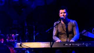 Jordan Knight- Broken By You- House of Blues 3/8/12