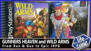 Wild Arms / Gunners Heaven :: Before & After