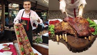 Burak Özdemir Turkish Chef Cooking Amazing Traditional Turkish Food  2019