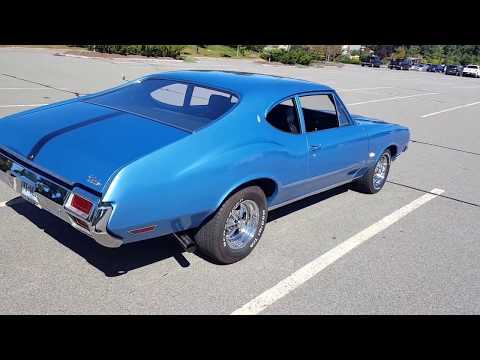 Video of '71 Cutlass - LO1G