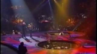 CELINE DION POR AMOR - I'm Your Angel (Duet with Garou) (Millennium Concert)