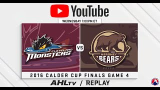 AHL Replay: 2016 Calder Cup Finals Game 4