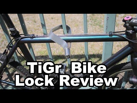 TiGr Bike Lock Review