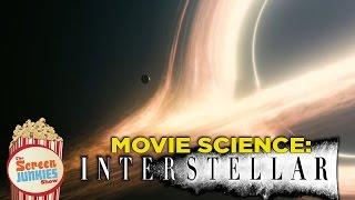 Movie Science: Interstellar