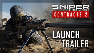 VideoImage1 Sniper Ghost Warrior Contracts 2