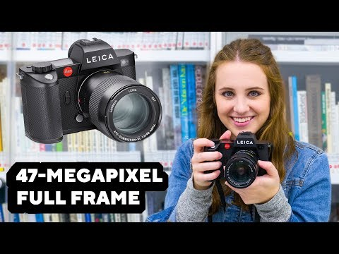 External Review Video 0fXkTYxVK1s for Leica SL2 Full-Frame Camera