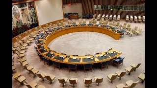 LIVE Broadcast from the Security Council for the Emergency Meeting on North Korea @ 10:00 AM EST