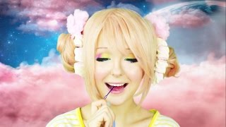 Sweet make up by Anastasiya Shpagina