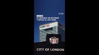 #Ceo #HSBC #CanaryWharf #Londres #Oficinas #VideoVertical #Shorts #SalaJuntas #HotDesk #Inmobiliaria