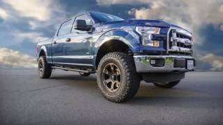"ReadyLIFT: 3.5"" SST Lift Kit for 2009+ Ford F-150"