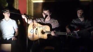 Jordan Allen (Acoustic) - Live @ Blackburn Museum - 3-12-2015