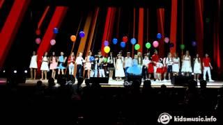 Детский хор Академии Игоря Крутого «Новая волна» — Чудеса случаются (16.12.2015)