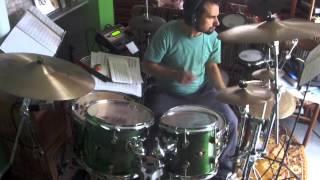 Parasail - Claudio Contri - batteria - drums