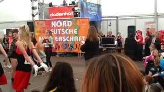 Anna und Sarah Norddeutsche DAT Meisterschaft
