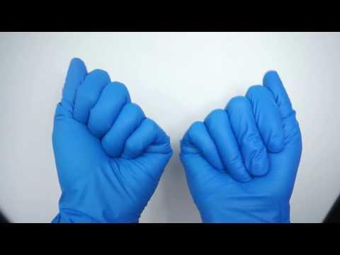 TR-C104 AMMEX® Nitrile Examination Glove 100PCS/BOX