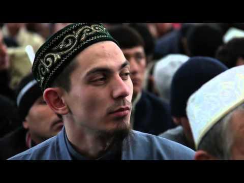 Festive prayer in honor of Kurban Ait in Astana
