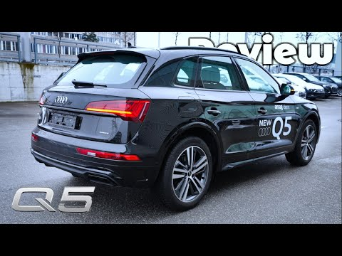 New Audi Q5 S-line 2021 Review Interior Exterior