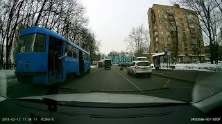 ДТП пешеход