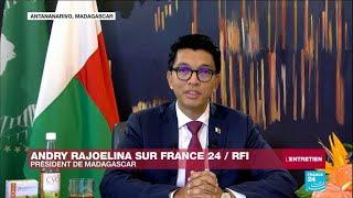 Andy Rajeolina sur France 24 | Covid Organics
