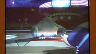('09,9,22)Pokemon Double Battle  K.MAT vs P.I  2/2