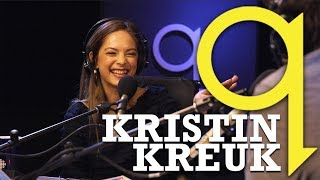 Kristin Kreuk - The Story Doesnt Fall Into A Woman Who Is Shaping A Mans Life