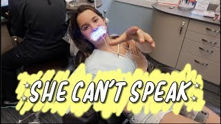 She Can't Speak (WK 395.6) | Bratayley