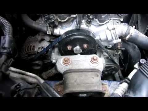 Opel Corsa Waterpump Replacement. 1.2 16v Vauxhall