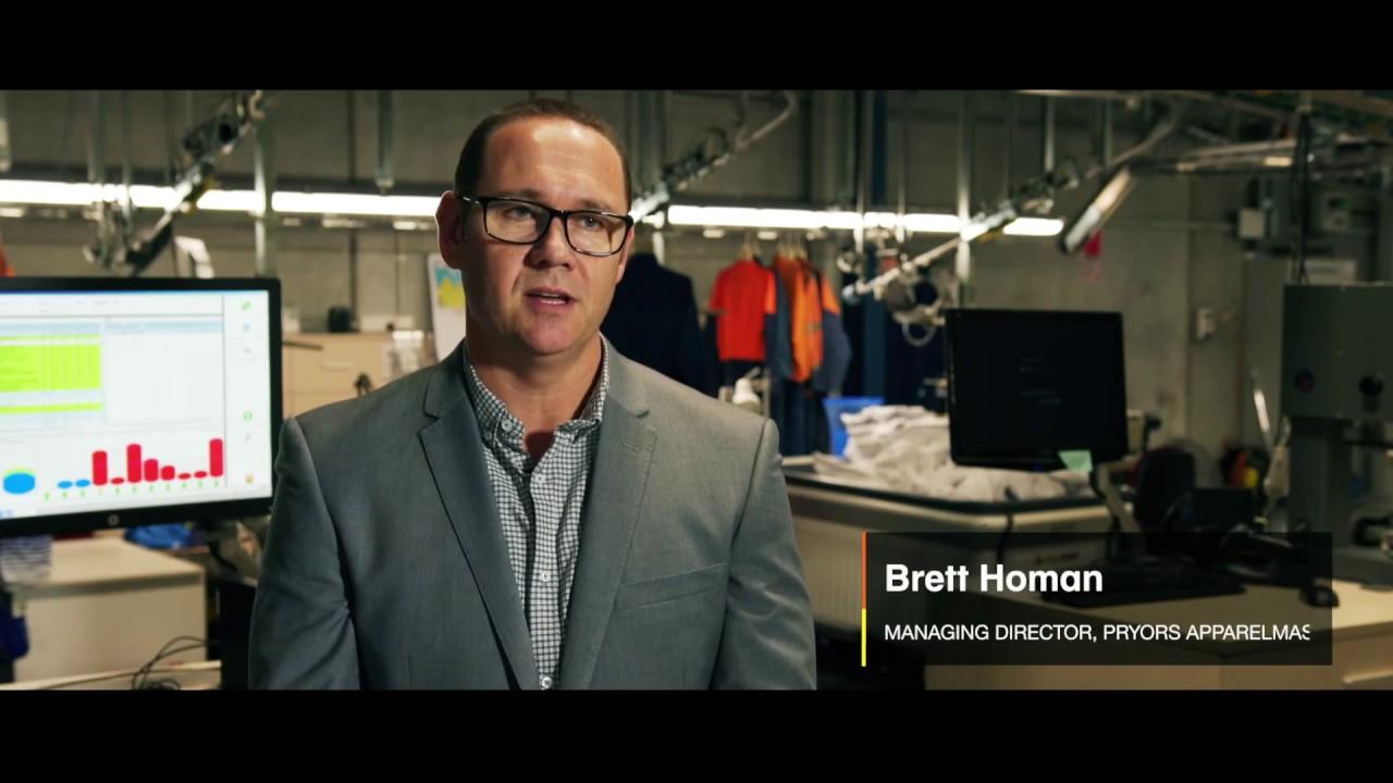 Pryors Apparelmaster - Innovation & Technology