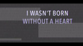 Faouzia   Born Without A Heart [Official Lyric Video]