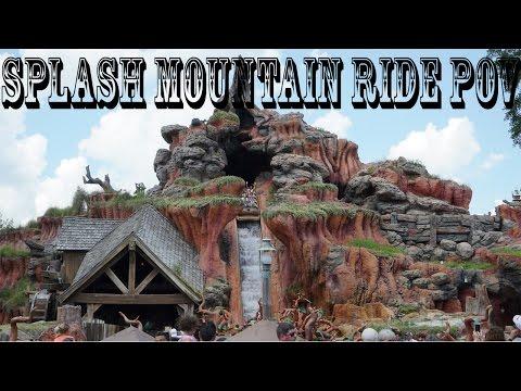 Download Disney World Rides Videos | Splash Mountain FULL Ride POV | Magic Kingdom | FL Attractions 360 Mp4 HD Video and MP3