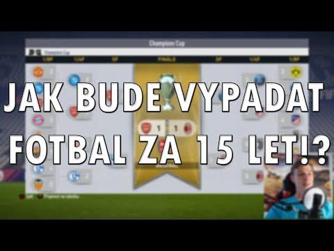 JAK BUDOU VYPADAT SVĚTOVÉ LIGY ZA 15 LET!? | FIFA 18 | CZ/SK