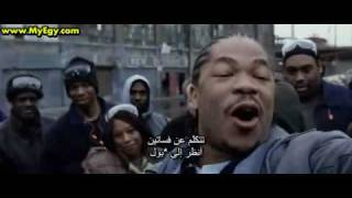 Eminem vs Xzibit - 8mile